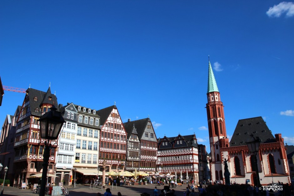 Frankfurter Römer, Frankfurt am Main, Germany