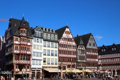 Samstagsberg/ Römer, Frankfurt am Main, Germany