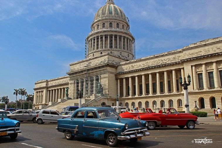 Havana, Cuba; Capitolio