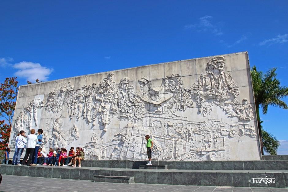 Monumento y Memorial Ernesto Che Guevara, Santa Clara, Cuba