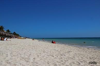 Playa Ancón, Trinidad, Cuba