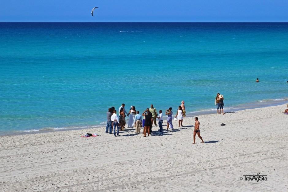 Beach wedding - Varadero, Cuba