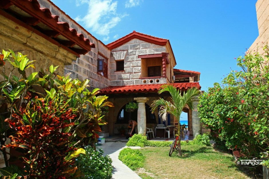 Our Casa Particular in Varadero, Kuba