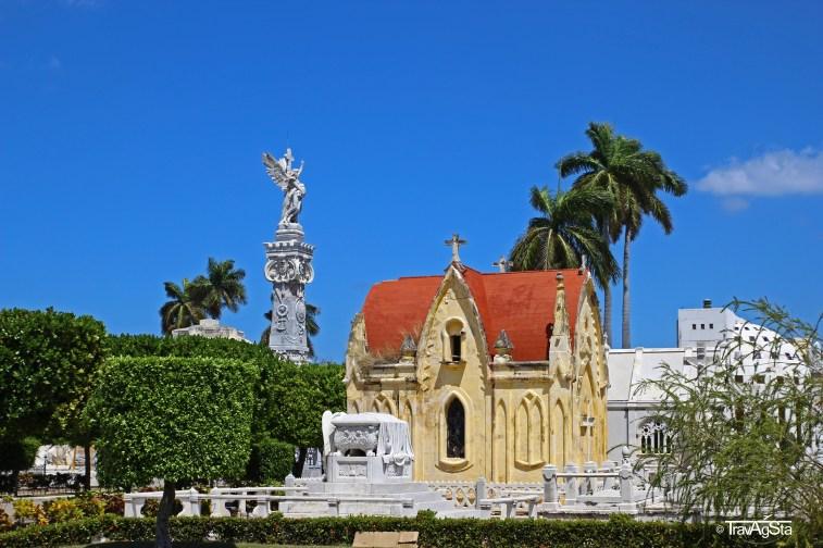 Cementerio Cristóbal Colón, Havana, Cuba
