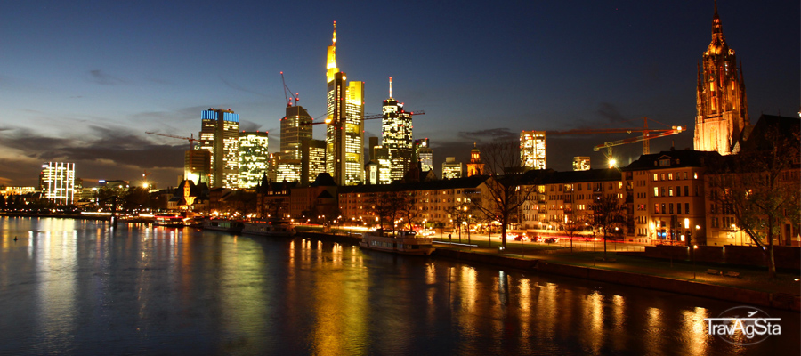 Better than its reputation- Frankfurt on the Main!