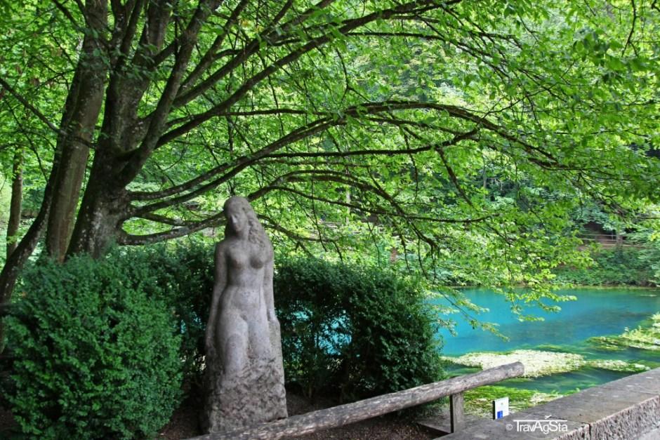 Die Schöne Lau, Blautopf, Germany