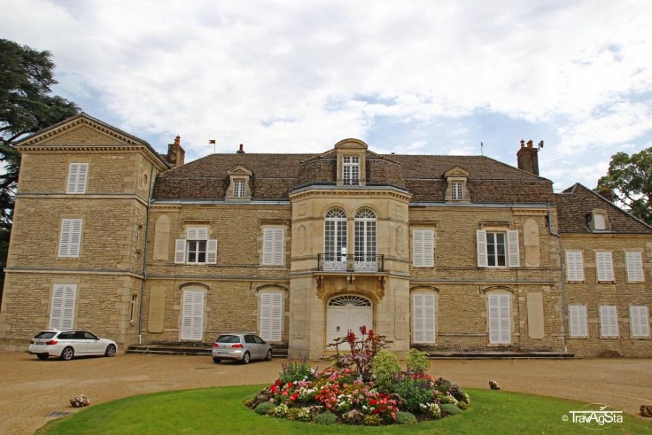 Château de Meursault, Burgundy, France