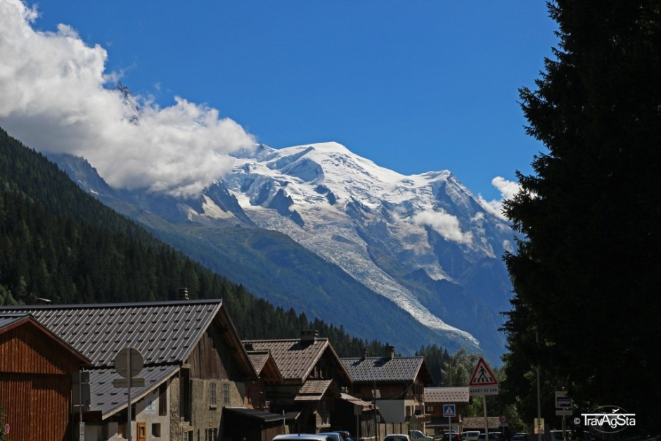 Mont Blanc, French Alps, France