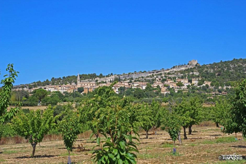 St .Saturnin-les-Apt, Provence, France