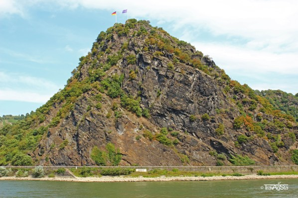 Loreley, Rheintal, Germany