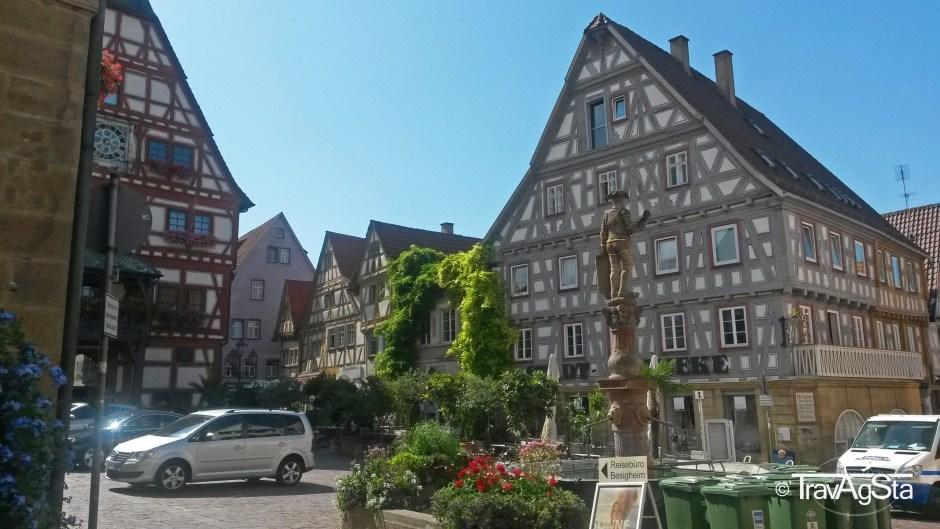 Besigheim, Baden-Württemberg, Germany