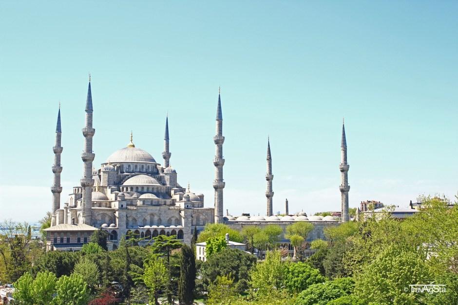 Sultan Ahmet Mosque, Istanbul, Turkey