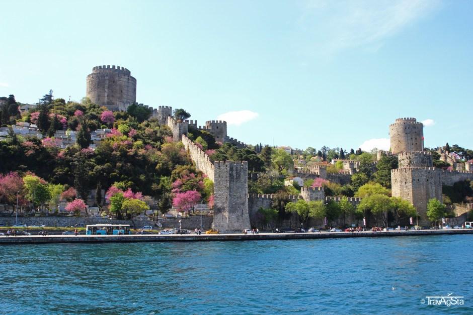 Bosporus cruise, Istanbul, Turkey