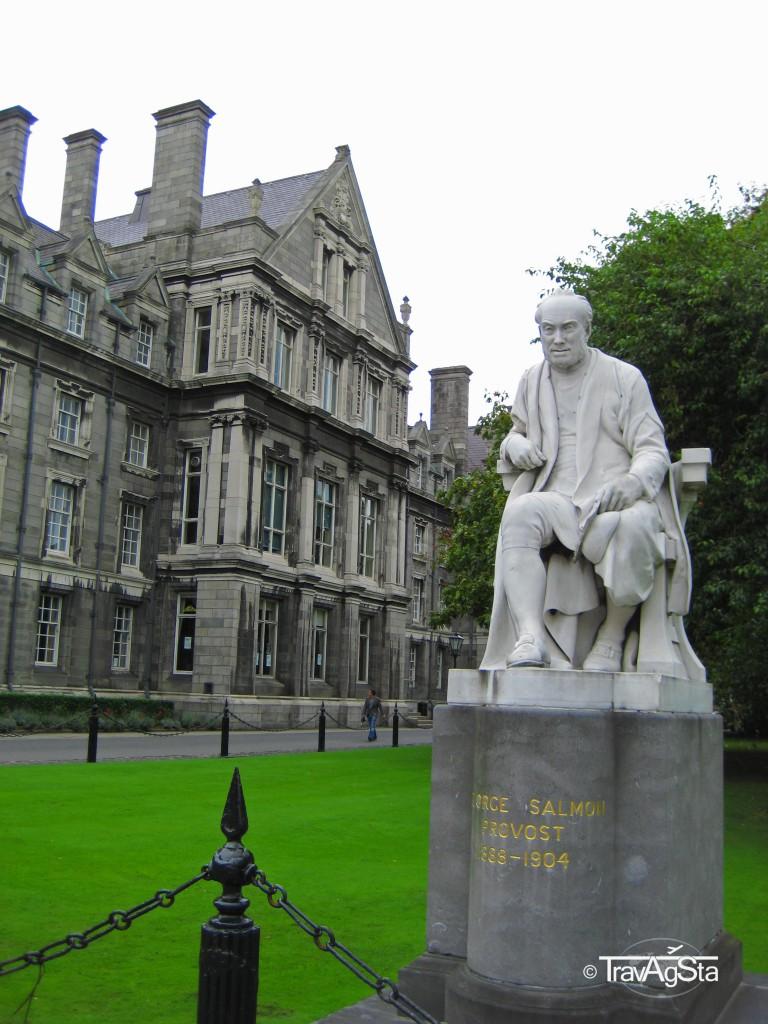 Trinity College, Dublin, Irland