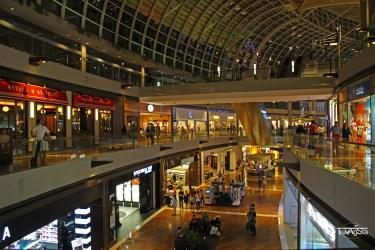 Shopes at Marina Bay Sands, Singapore