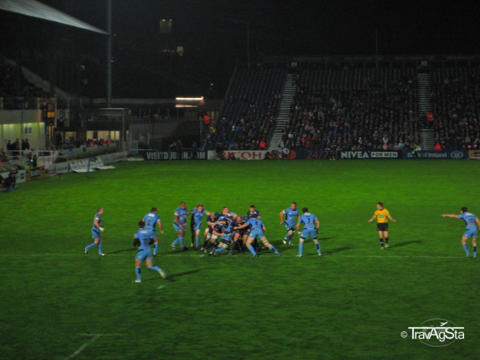 Rugby, Dublin, Irland