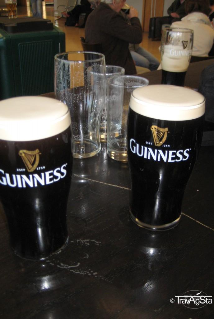 Guinnes, Dublin, Irland
