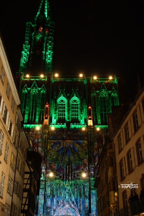 Cathédral de Notre-Dame Strasbourg, Strasbourg, Alsace, France