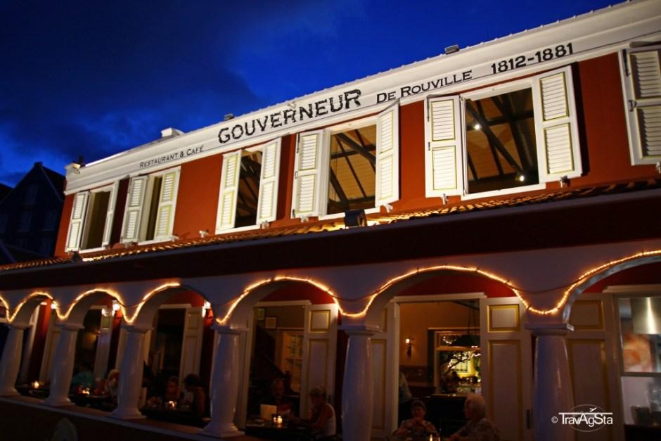 Gouverneur de Rouville, Willemstad, Curaçao