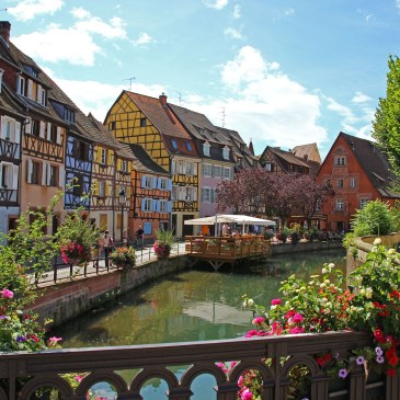 Colmar – an Alsatian dream!