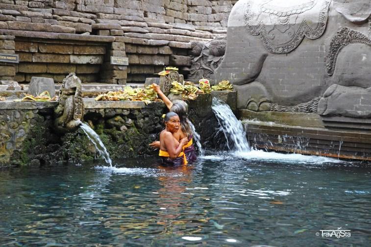 Pura Tirta Empul, Bali, Indonesia