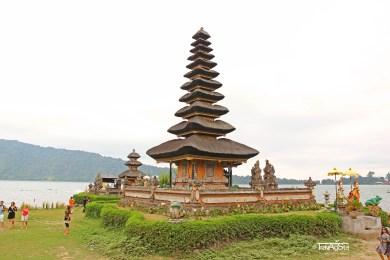 Pura Ulun Danu Bratan, Bali, Indonesia
