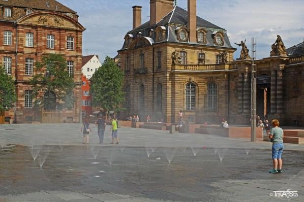 Schlossplatzt