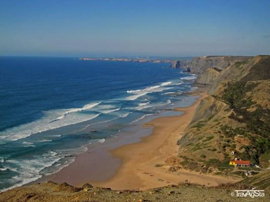 Costa Vicentina, Algarve, Portugal