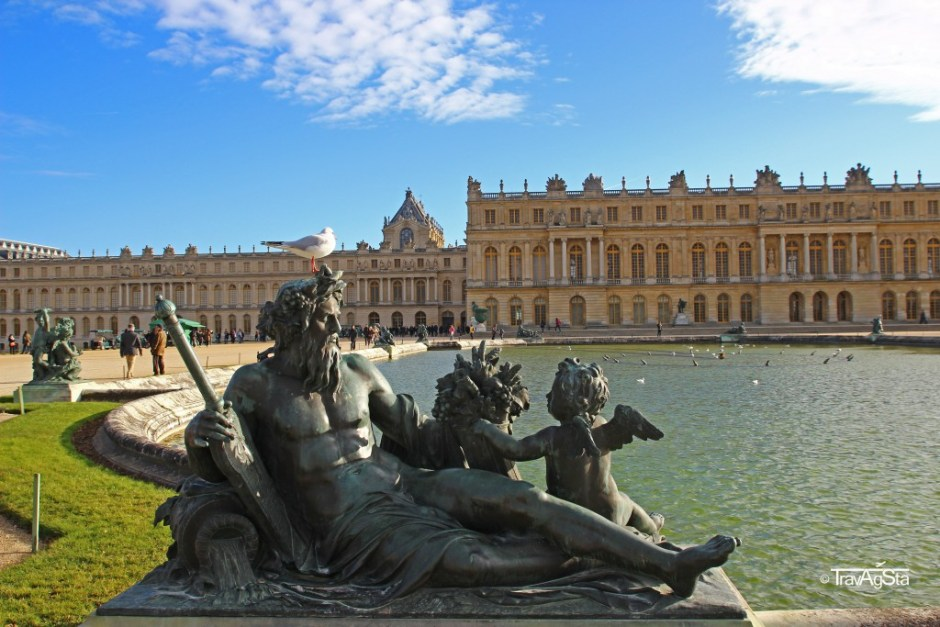 Palace of Versailles, Paris, France
