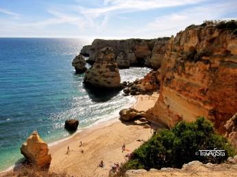 Praia da Marinha, Algarve, Portugal