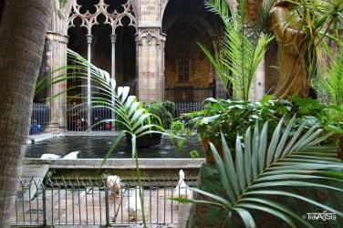 Barri Gotic, Barcelona, Spain