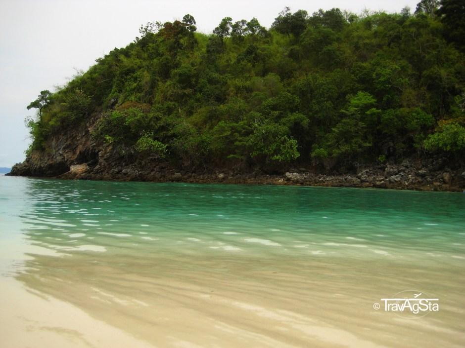 Tup Island, Thailand