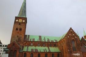Cathedral, Aarhus, Denmark