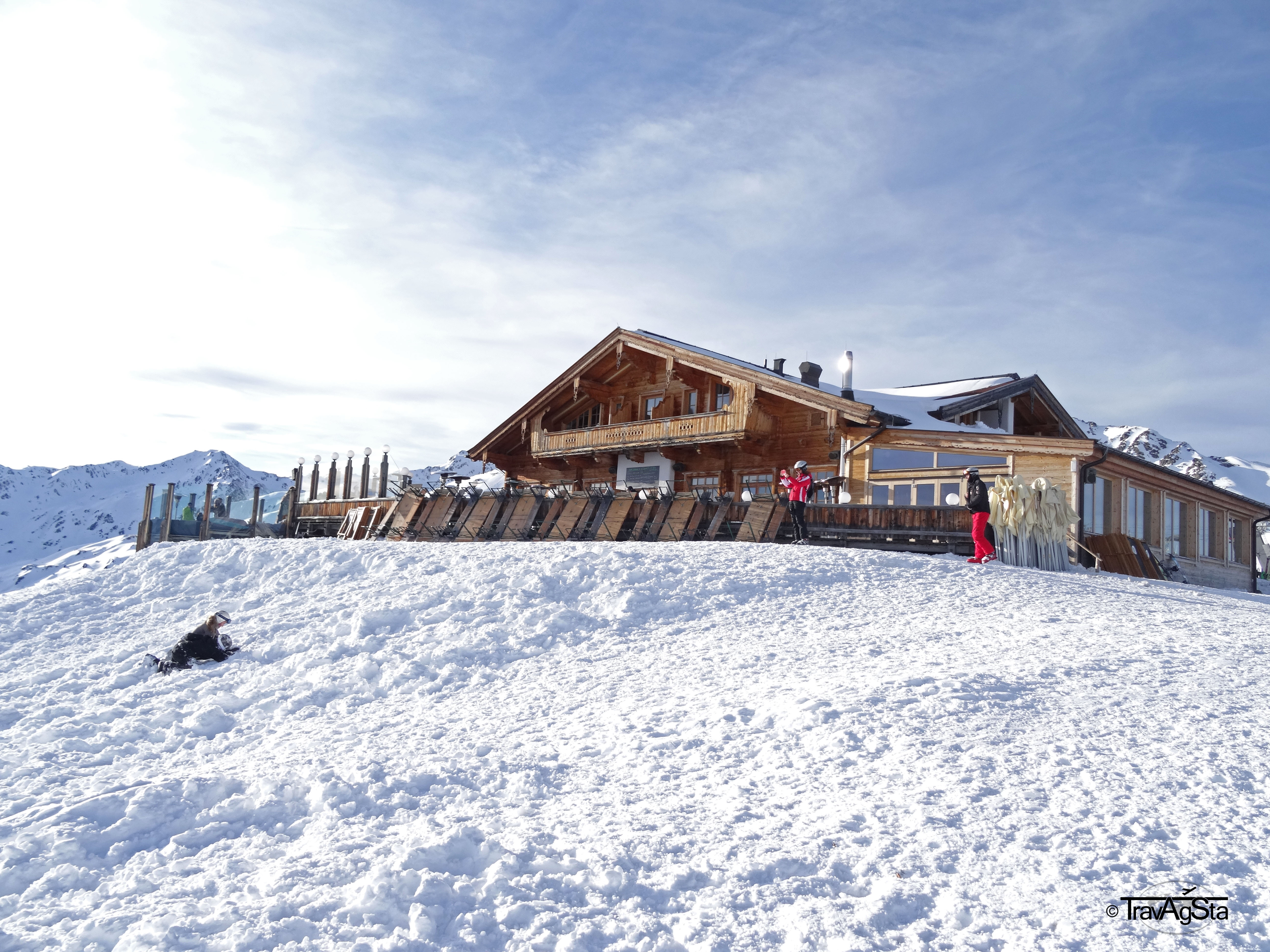Skiing weekend in Zillertal – bring your GoPro!