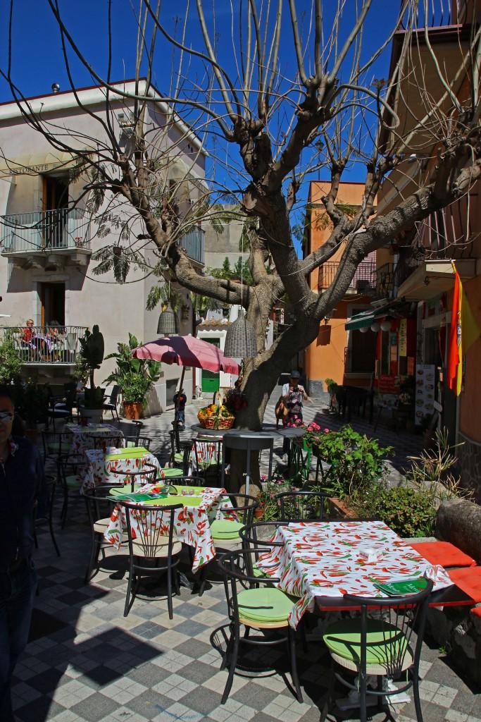 Castelmola, Sicily, Italy