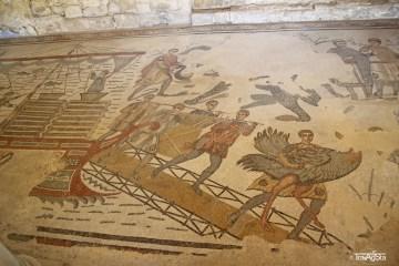 Villa Casale del Romana, Sicily, Italy