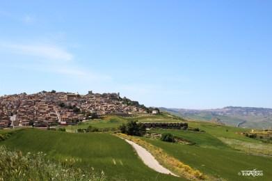 Enna, Sicily, Italy
