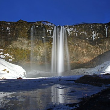 Waterfalls in South Iceland!