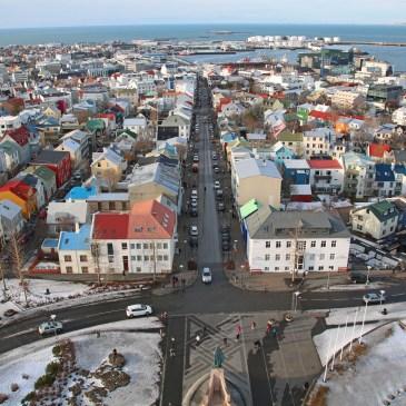 Reykjavik – The world's northernmost capital city!