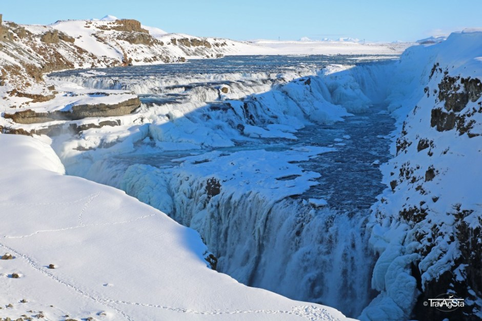 Gulfoss, Golden Circle, Iceland