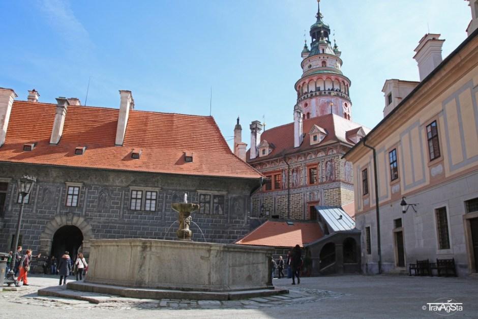 Český Krumlov, Czech Republic