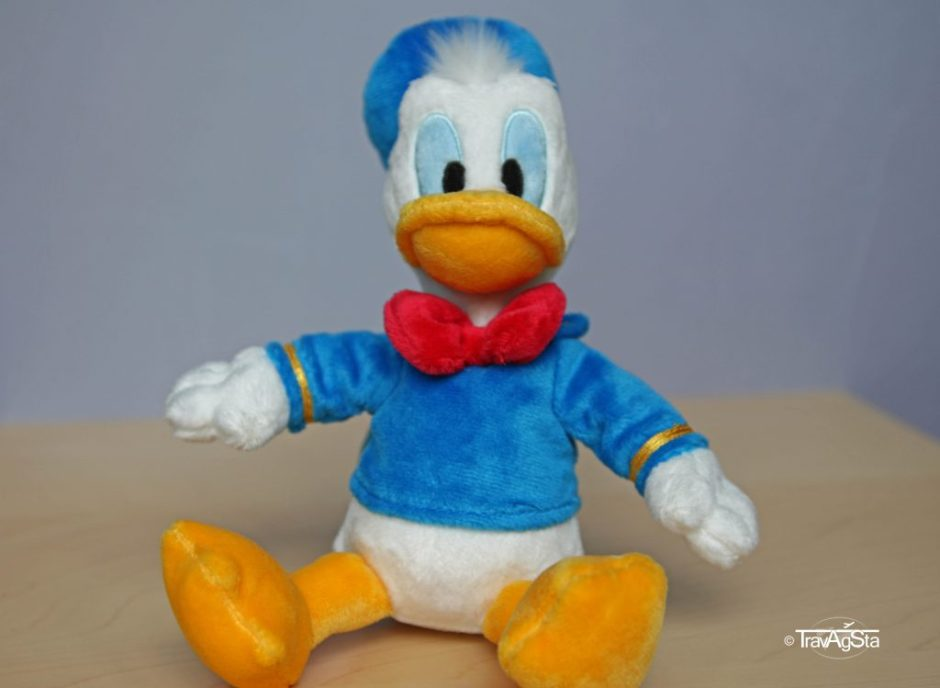 Donald Duck, Venice Disney Store, Italy