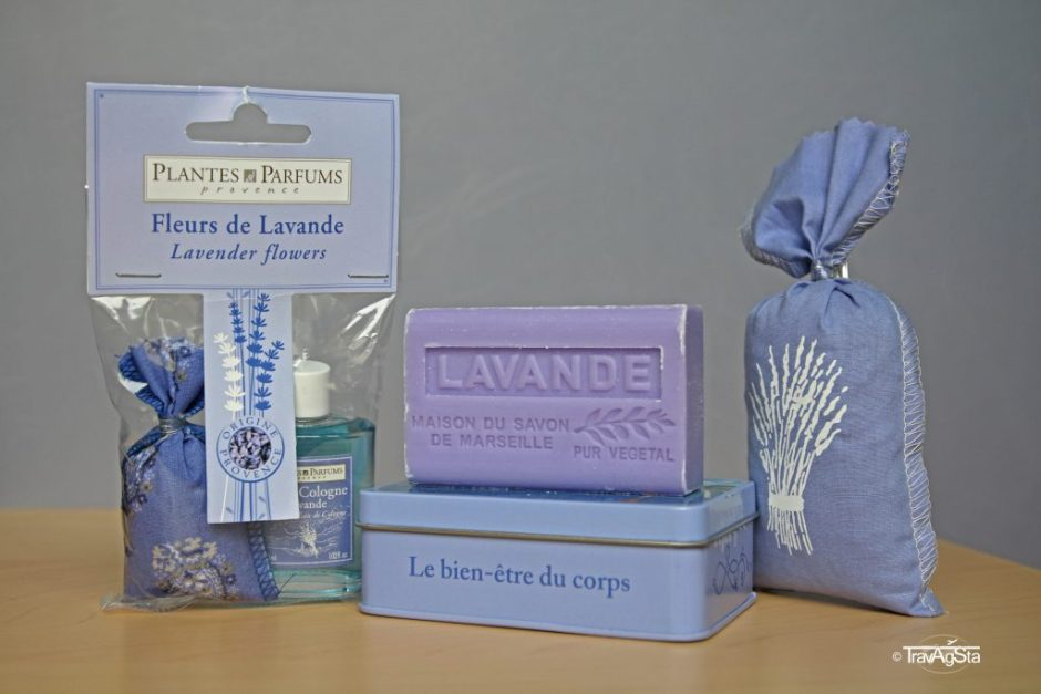 Lavender Products, Provence, France