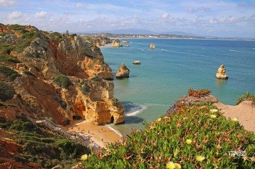 Praia do Camilo, Algarve, Portugal