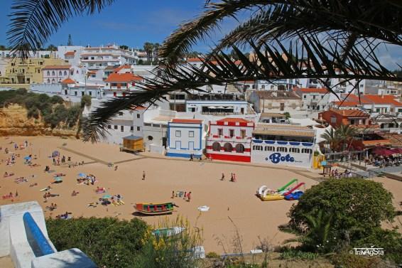 Carvoeiro, Algarve, Portugal