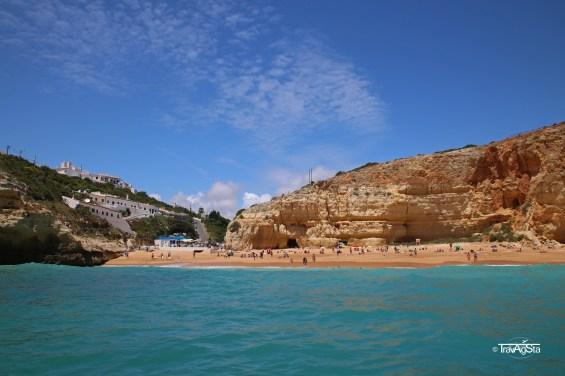 Boat Trip Benagil, Algarve, Portugal