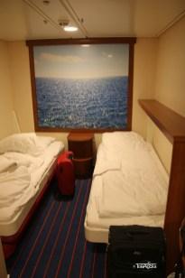 Ship Cruise, Denmark to Norway