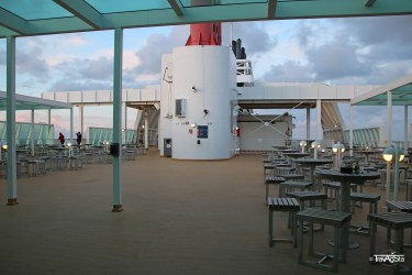 Ship Cruise, Hirtshals to Bergen, Norway