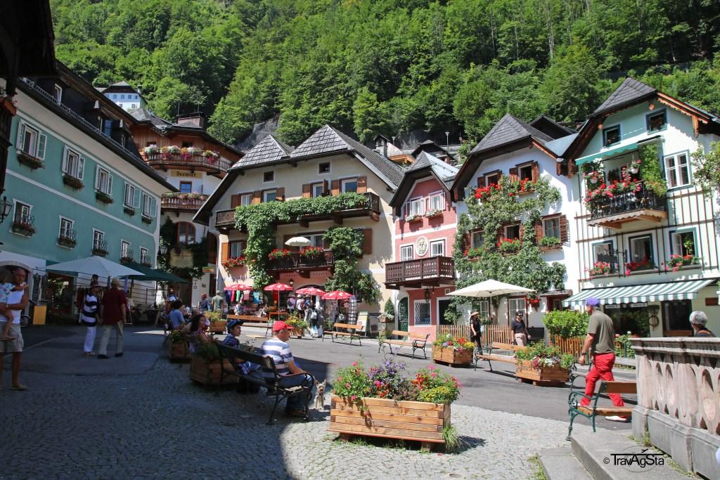 Bad Hallstatt, Austria