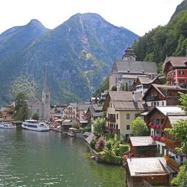 Bad Hallstatt – Fairytale town in Austria!
